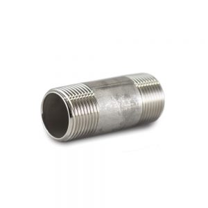 BSP Barrel Nipple Stainless Steel - SS BSP Fittings South Africa