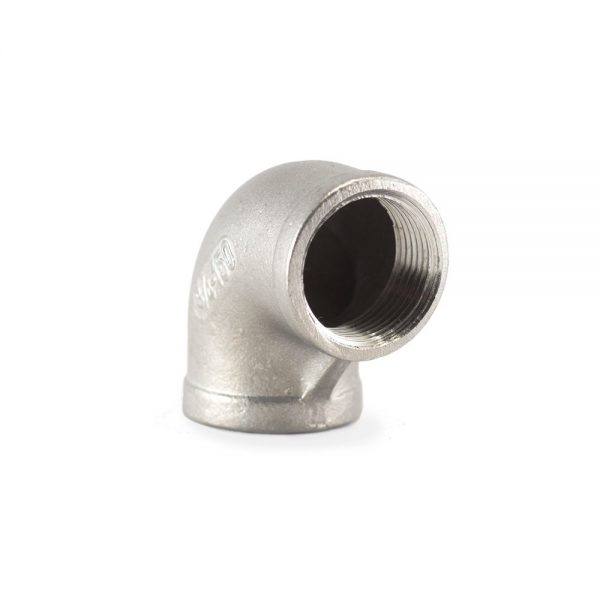 BSP Elbow Stainless Steel - SS BSP Fittings South Africa