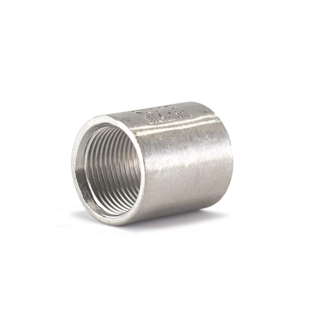 """1//8/"""" BSP Stainless Steel Socket"""